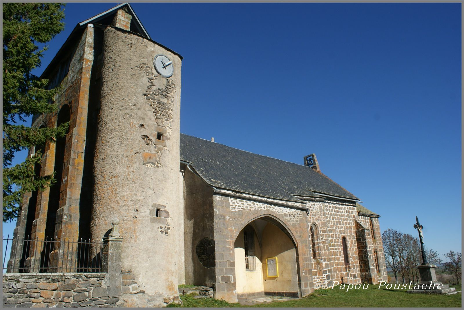 Cussac dans le Cantal