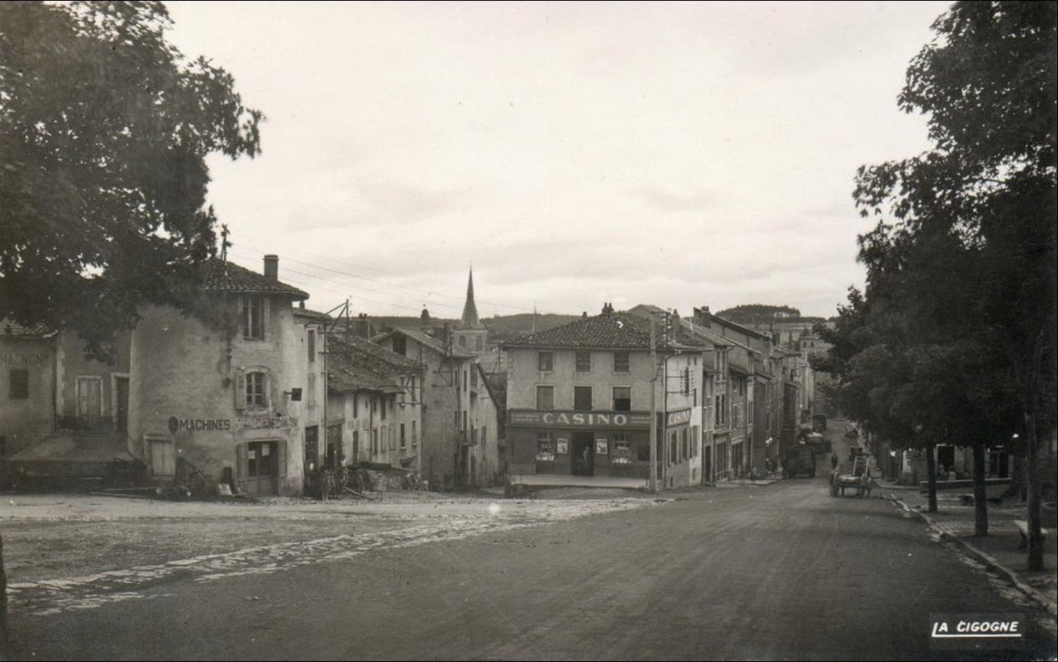 Craponne en Haute Loire