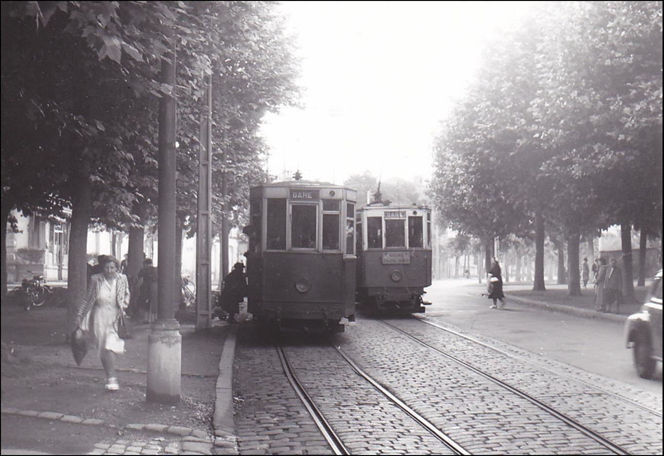 Un siècle dans le boulevard Gergovia