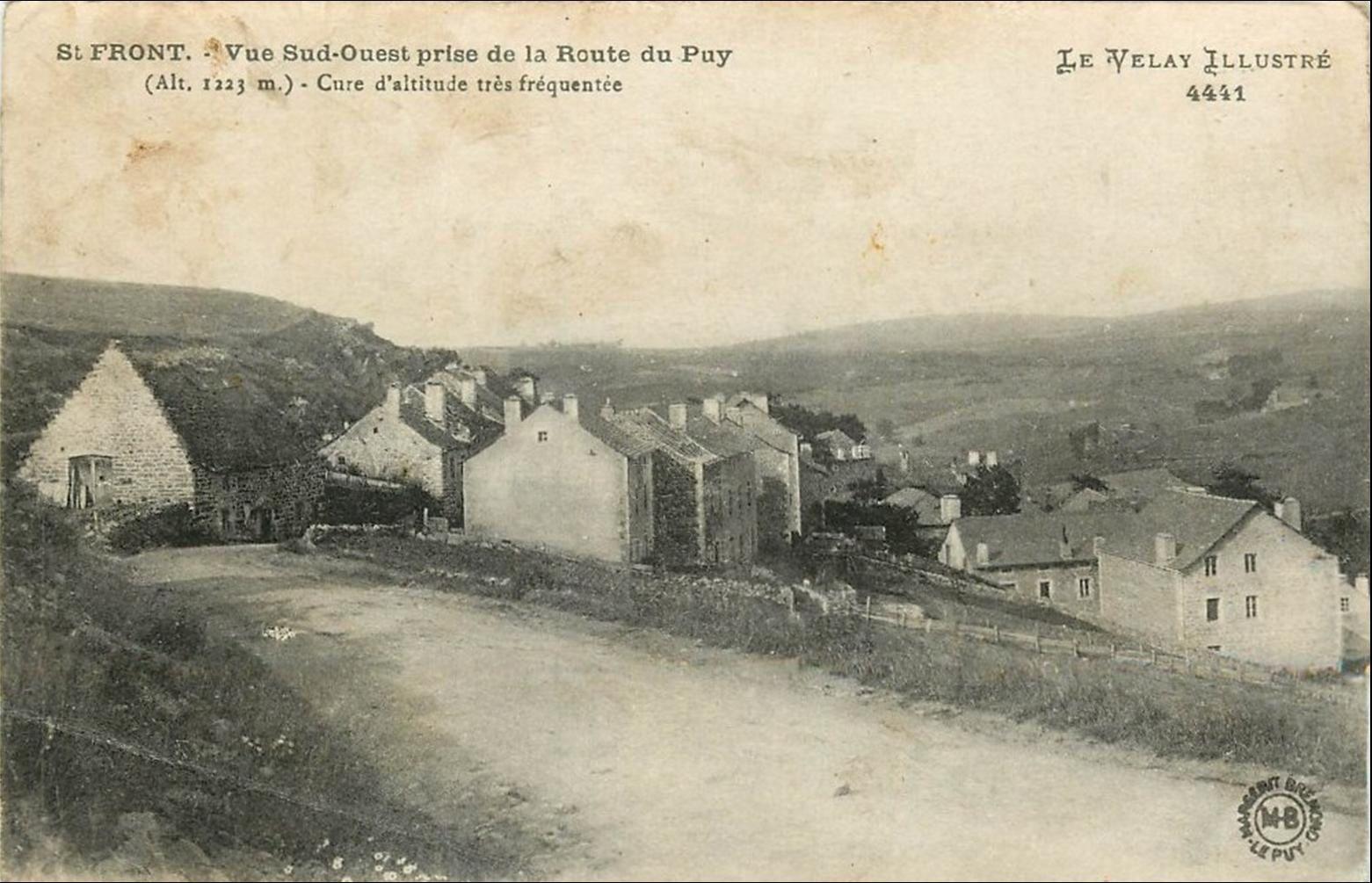 Saint Front en Haute Loire