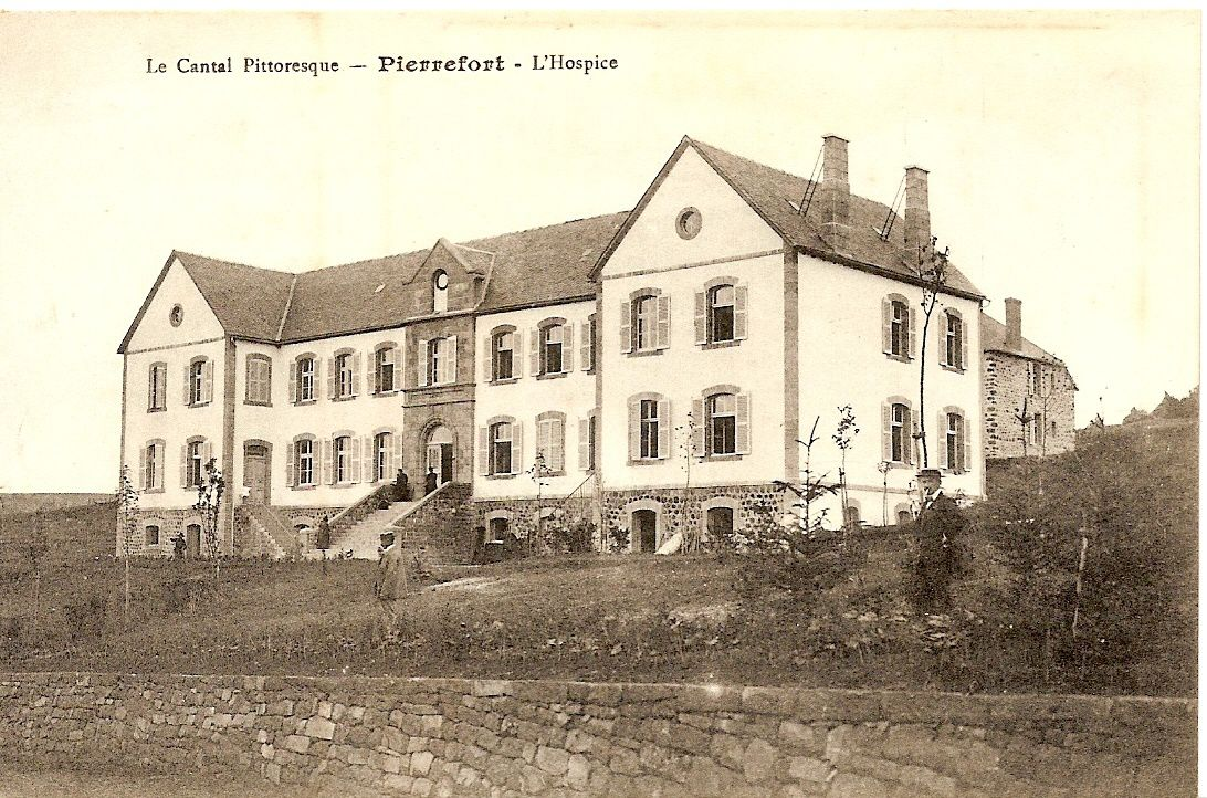 Pierrefort collection à Gérard