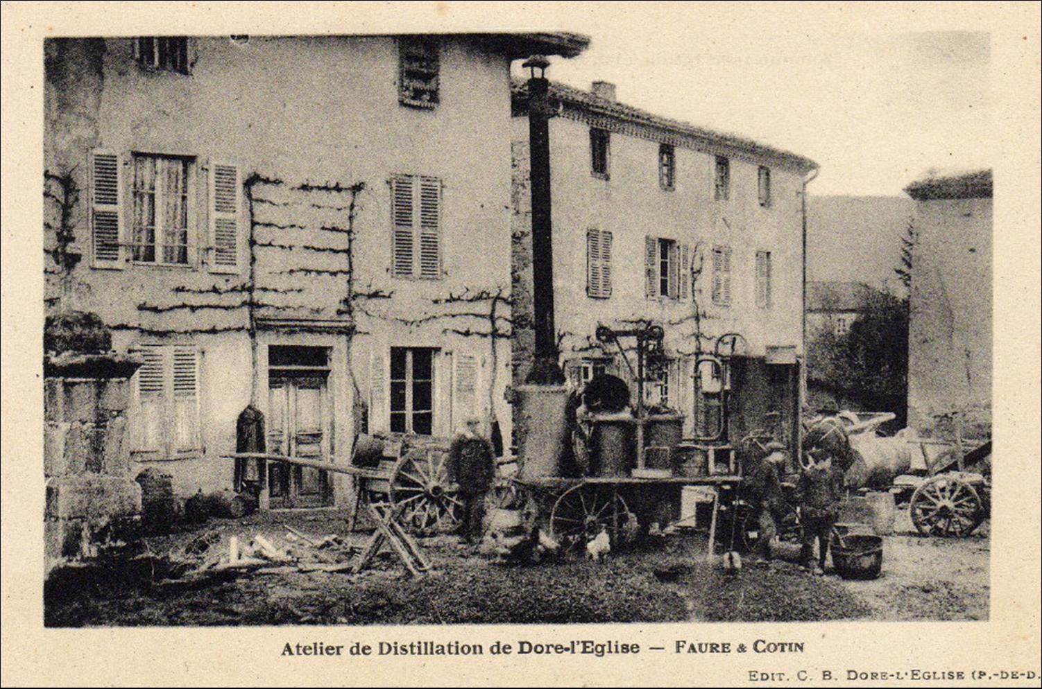 Alambic à Auzon