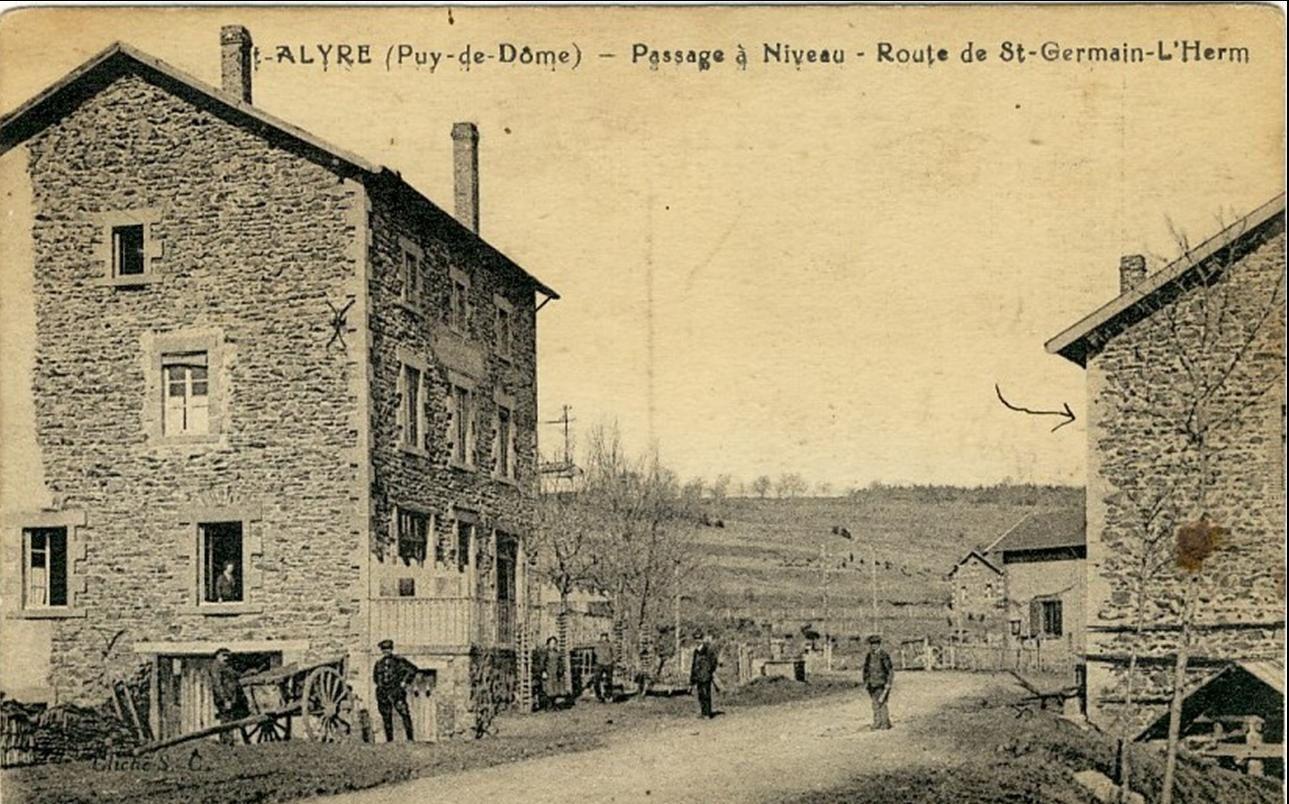 Il était une fois Saint Alyre d'Arlanc
