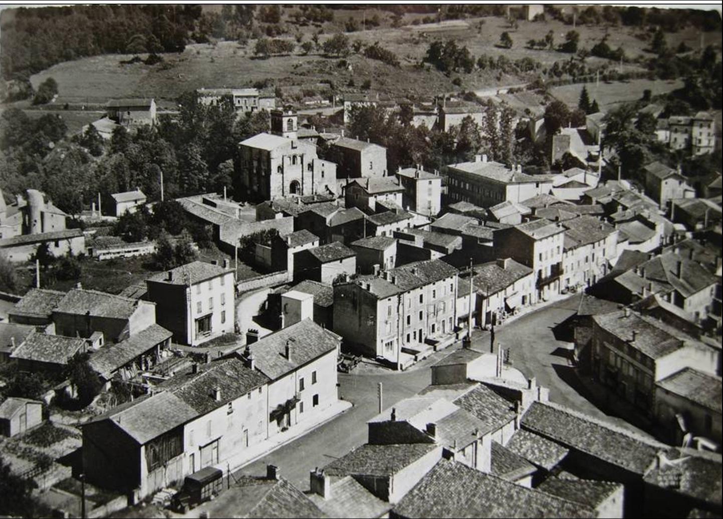 Saint Dier d'Auvergne dans les année 1950-70