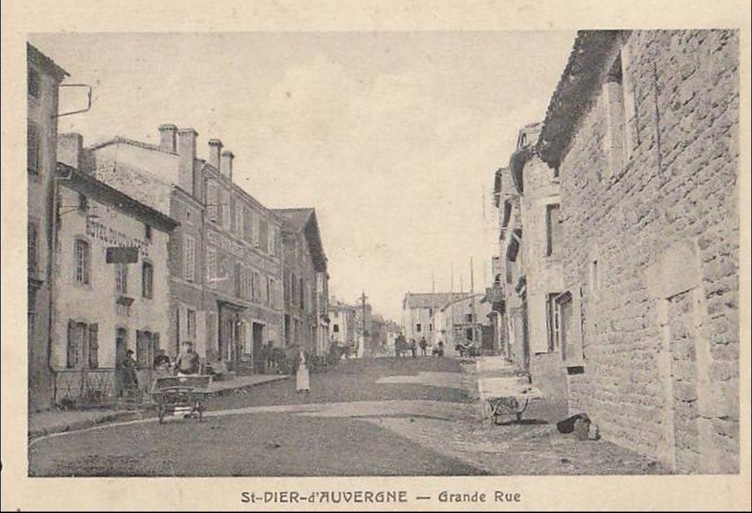 Il était une fois Saint Dier d'Auvergne