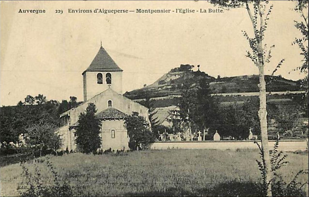 Il était une fois aux  villages de Vensat,Chaptuzat et Montpensier