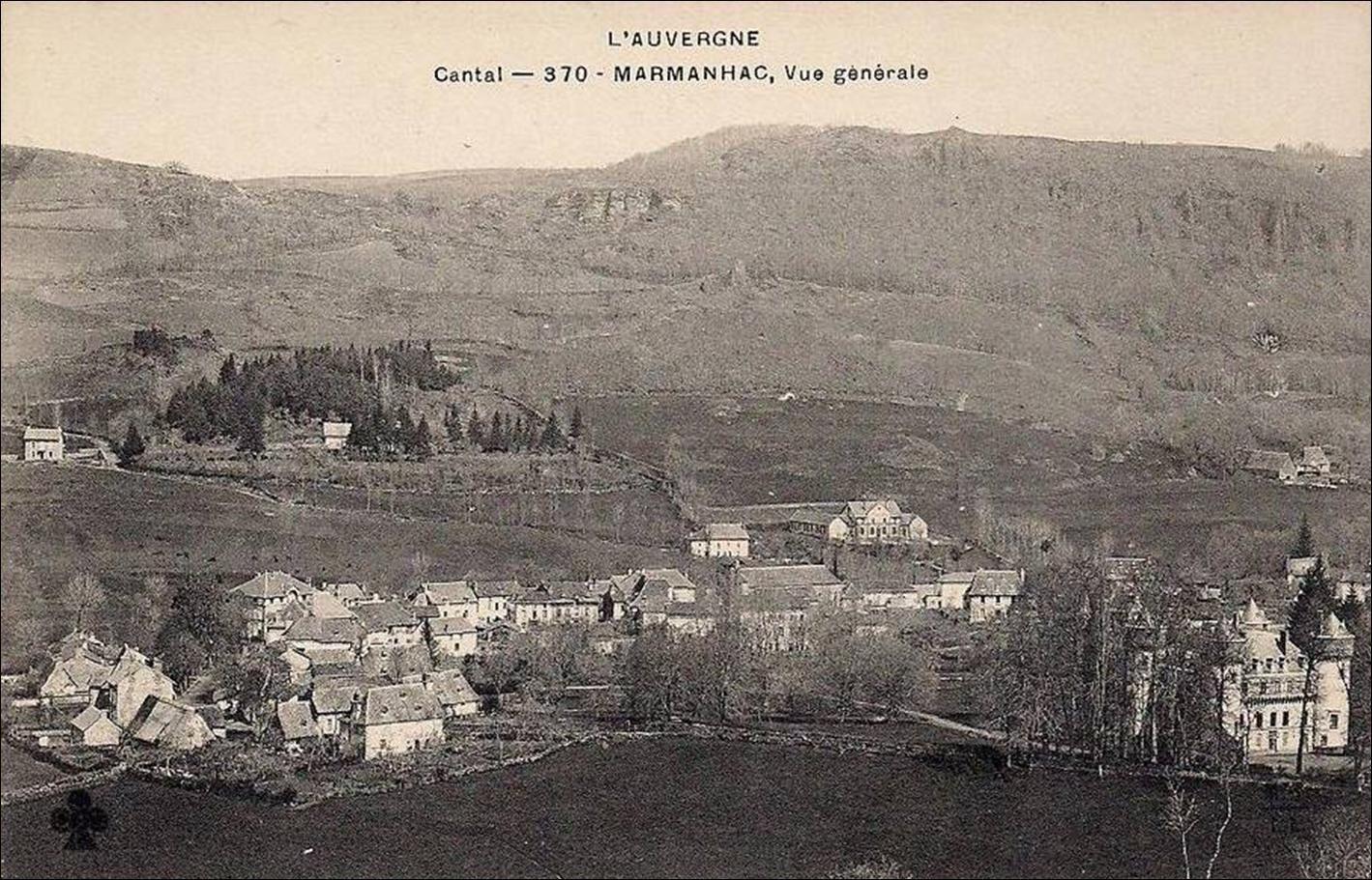 Il était une fois Marmanhac dans le Cantal