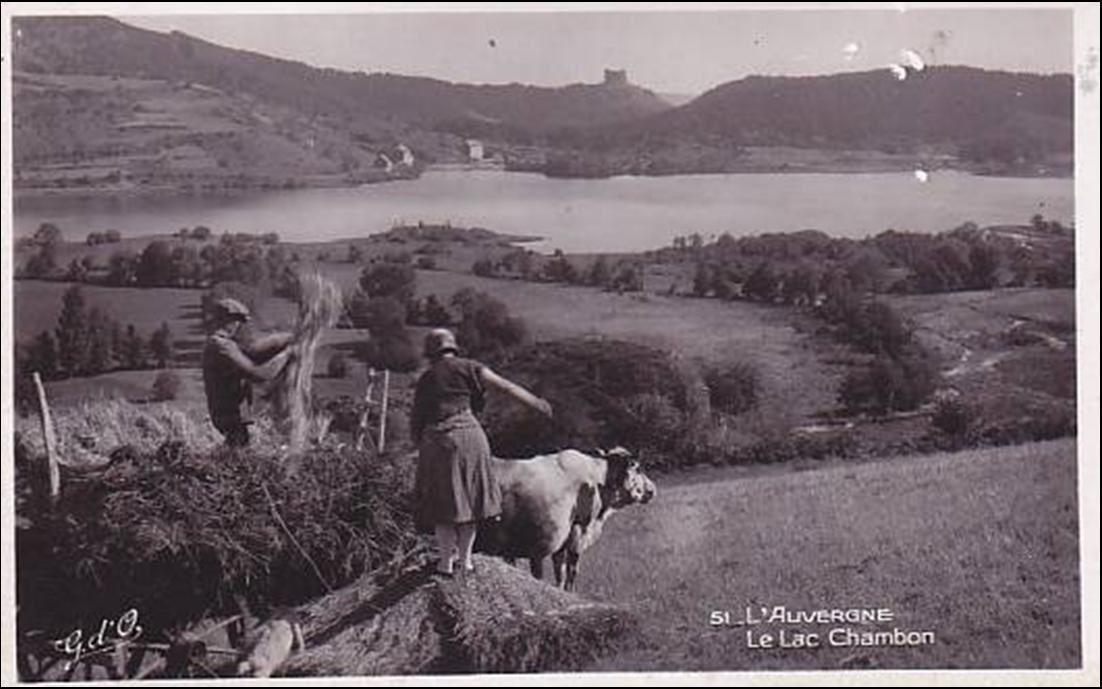 Le Chambon  sur Lac