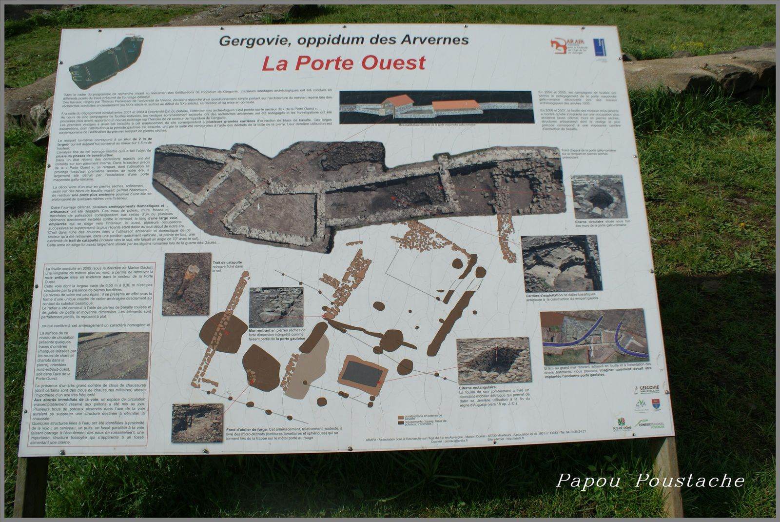 Le Plateau de Gergovie