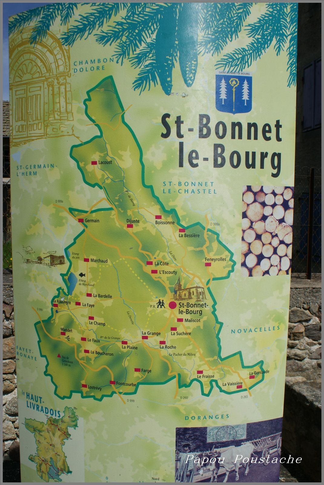 Saint Bonnet le Bourg