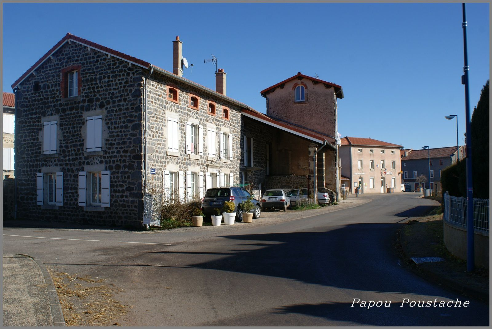 Saint Christophe sur Dolaizon