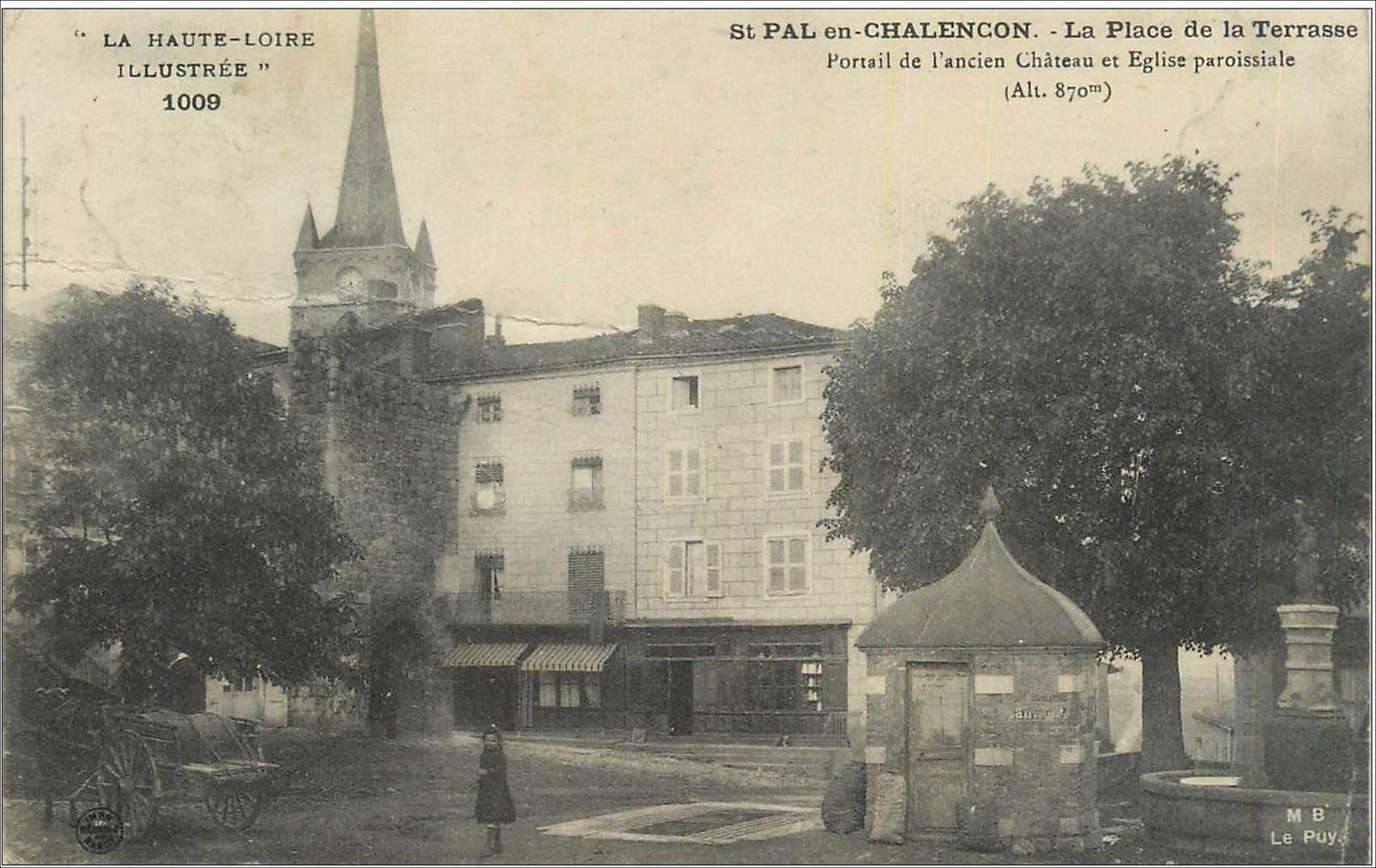 Il était une fois Saint Pal en Chalencon
