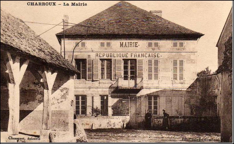 Plus beaux village de France:Charroux