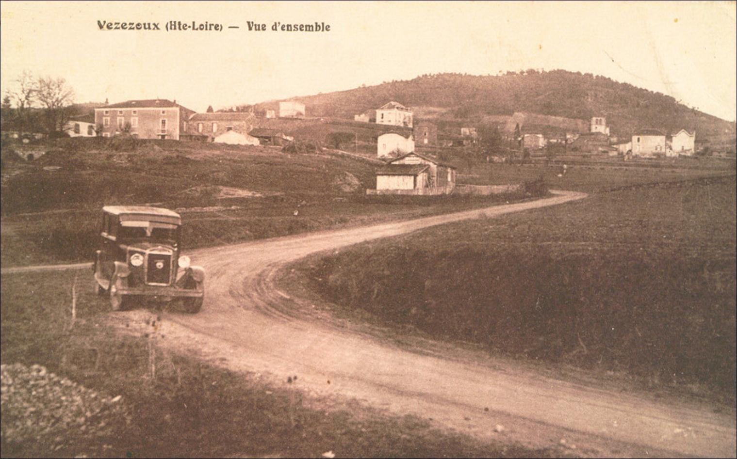 Les villages de la HauteLoire:Vézézoux