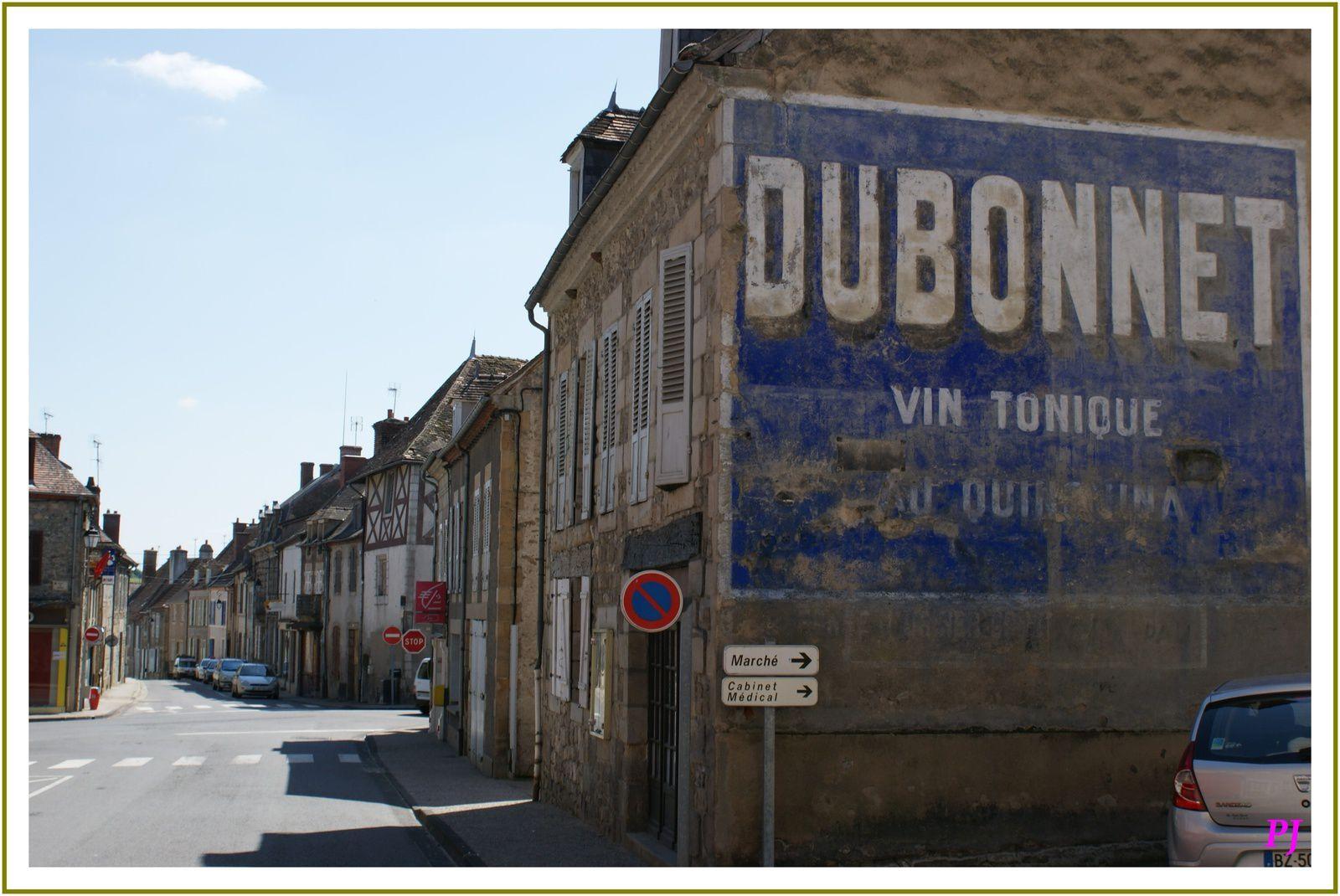 Souvigny dans l'Allier
