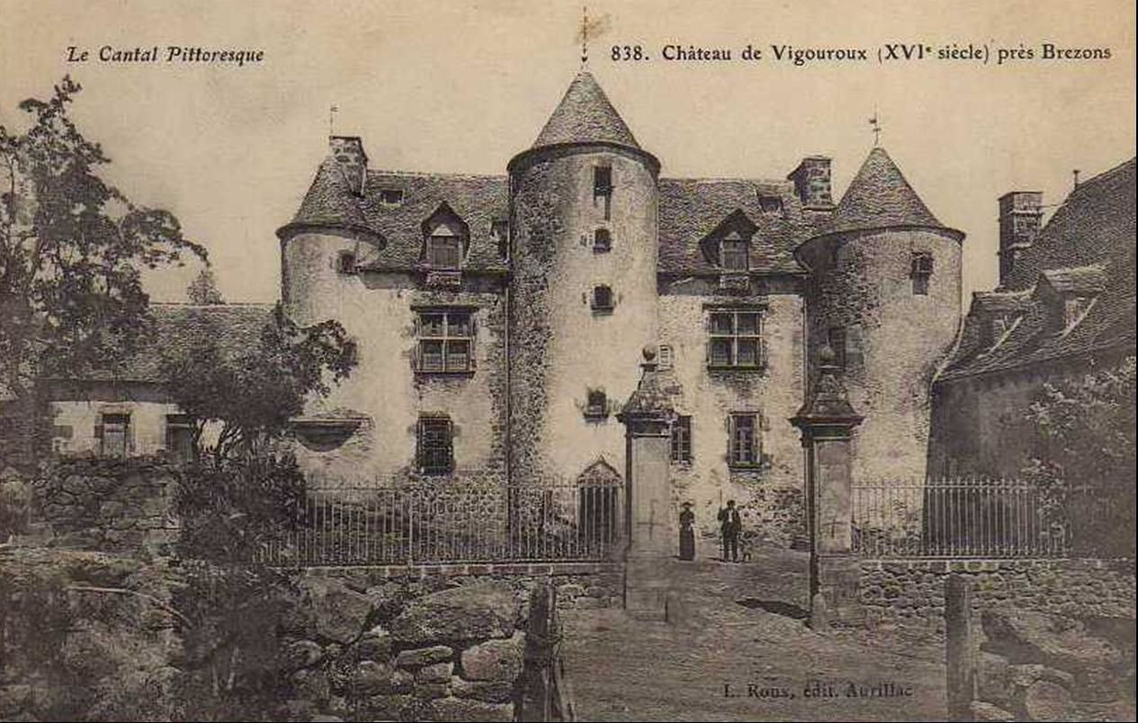 Chateau de Vigouroux
