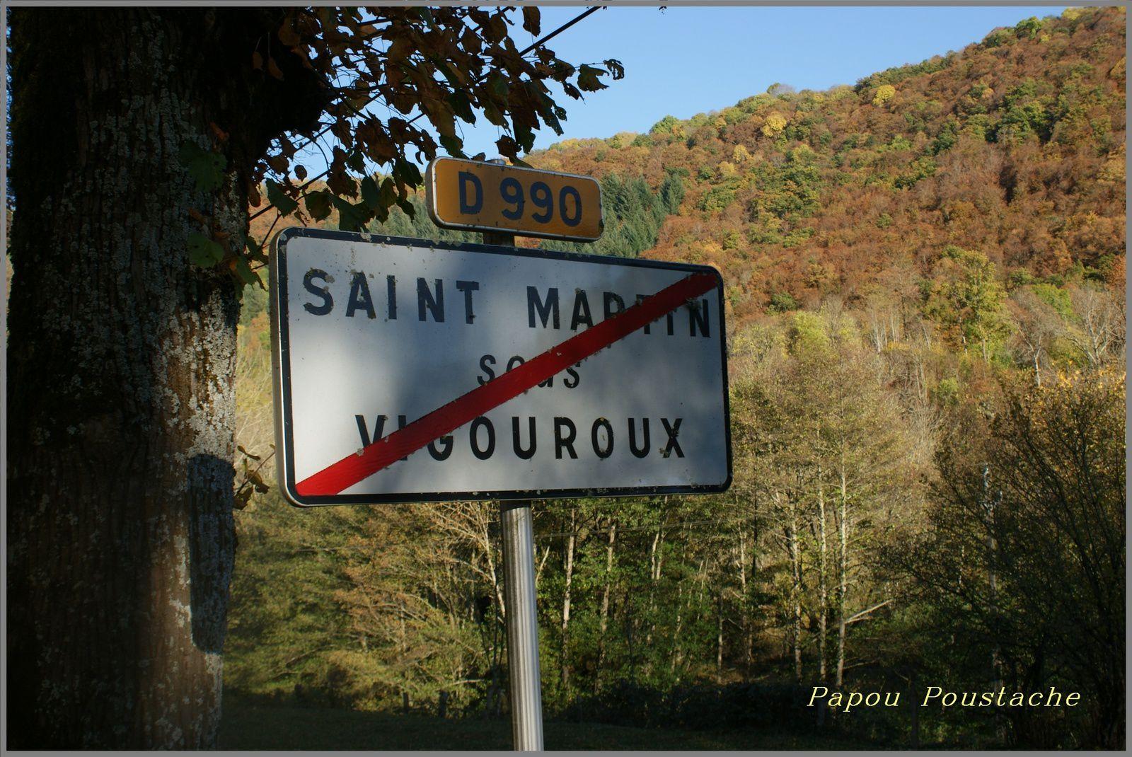 Saint Martin sous Vigouroux