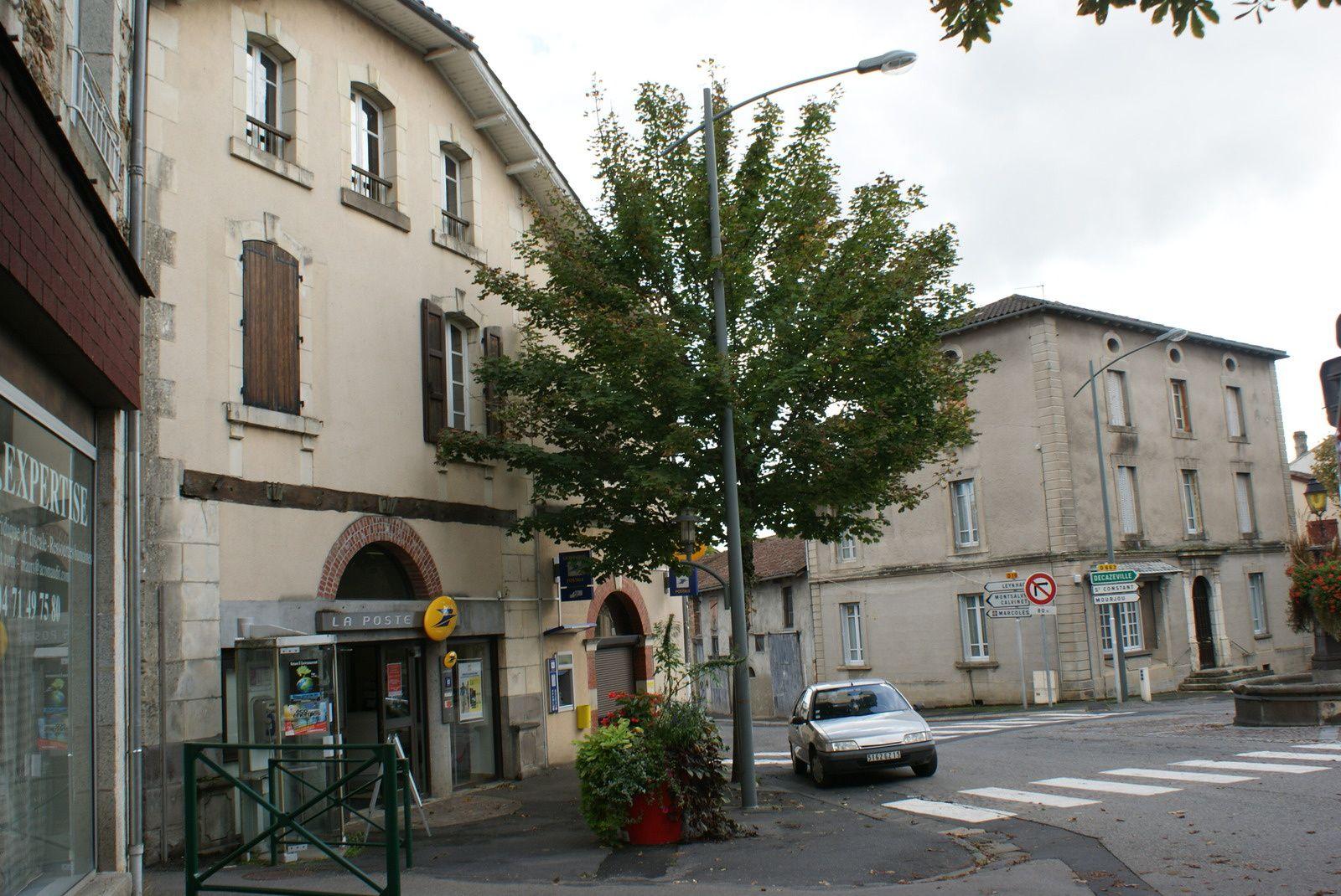 Les villages du Cantal:Maurs