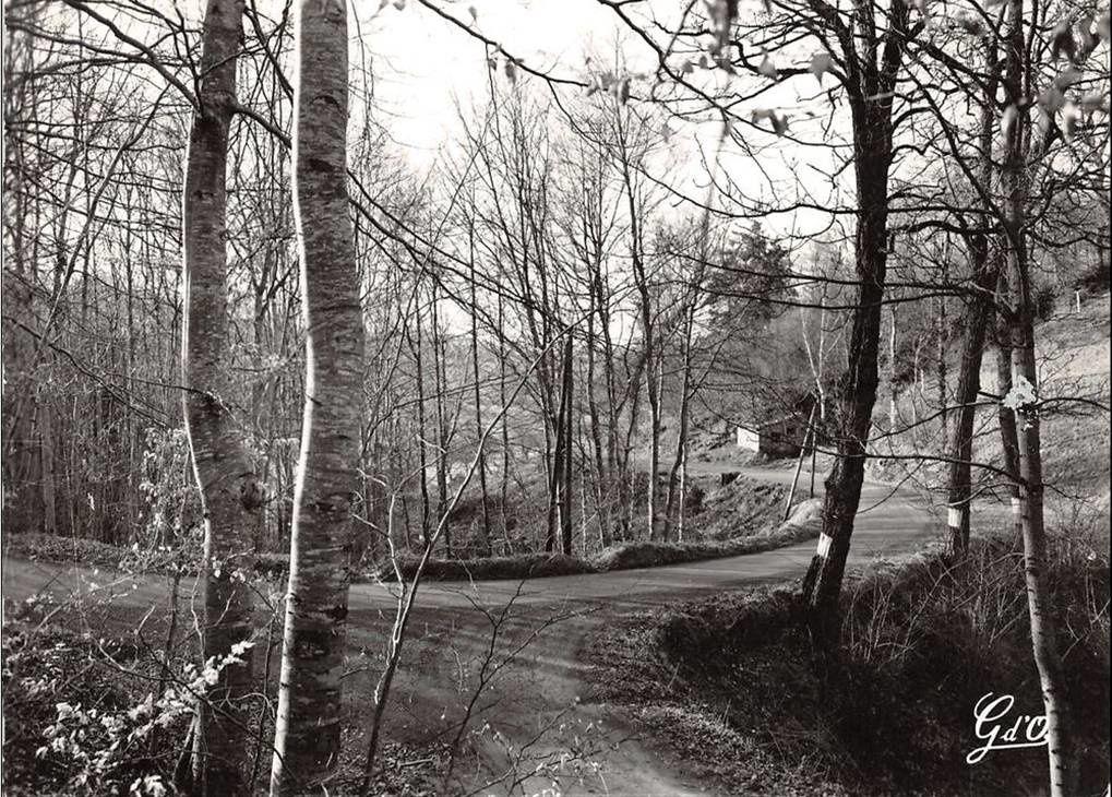 C'était Hier à Cunlhat années 50-60