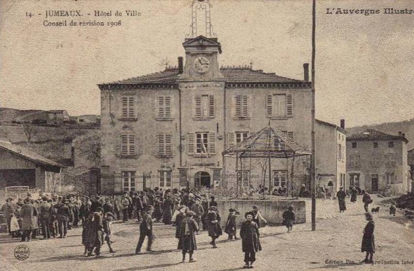 Les villages d'Auvergne: Jumeaux