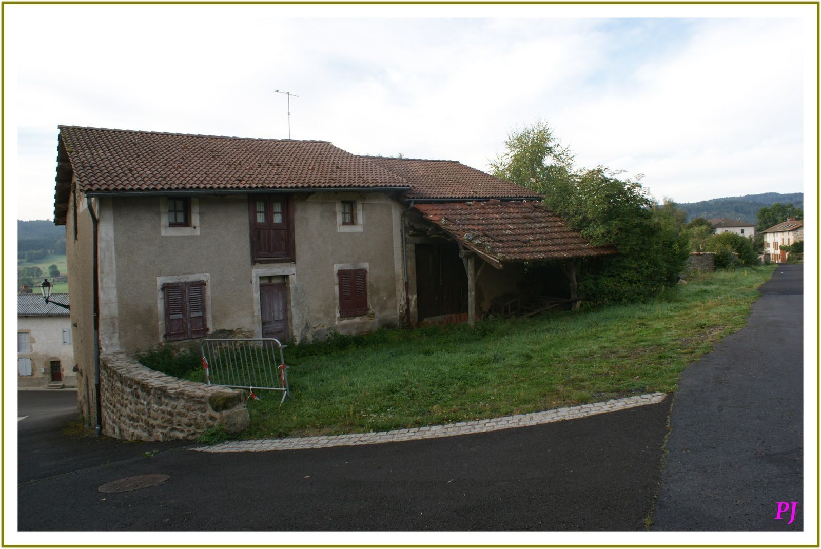Les villages du Puy de Dome: St Bonnet le Chastel