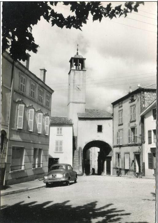 Lezoux aux années 50-60