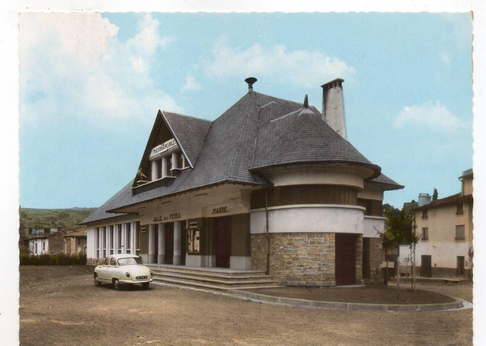 Les maisons du peuple en Auvergne