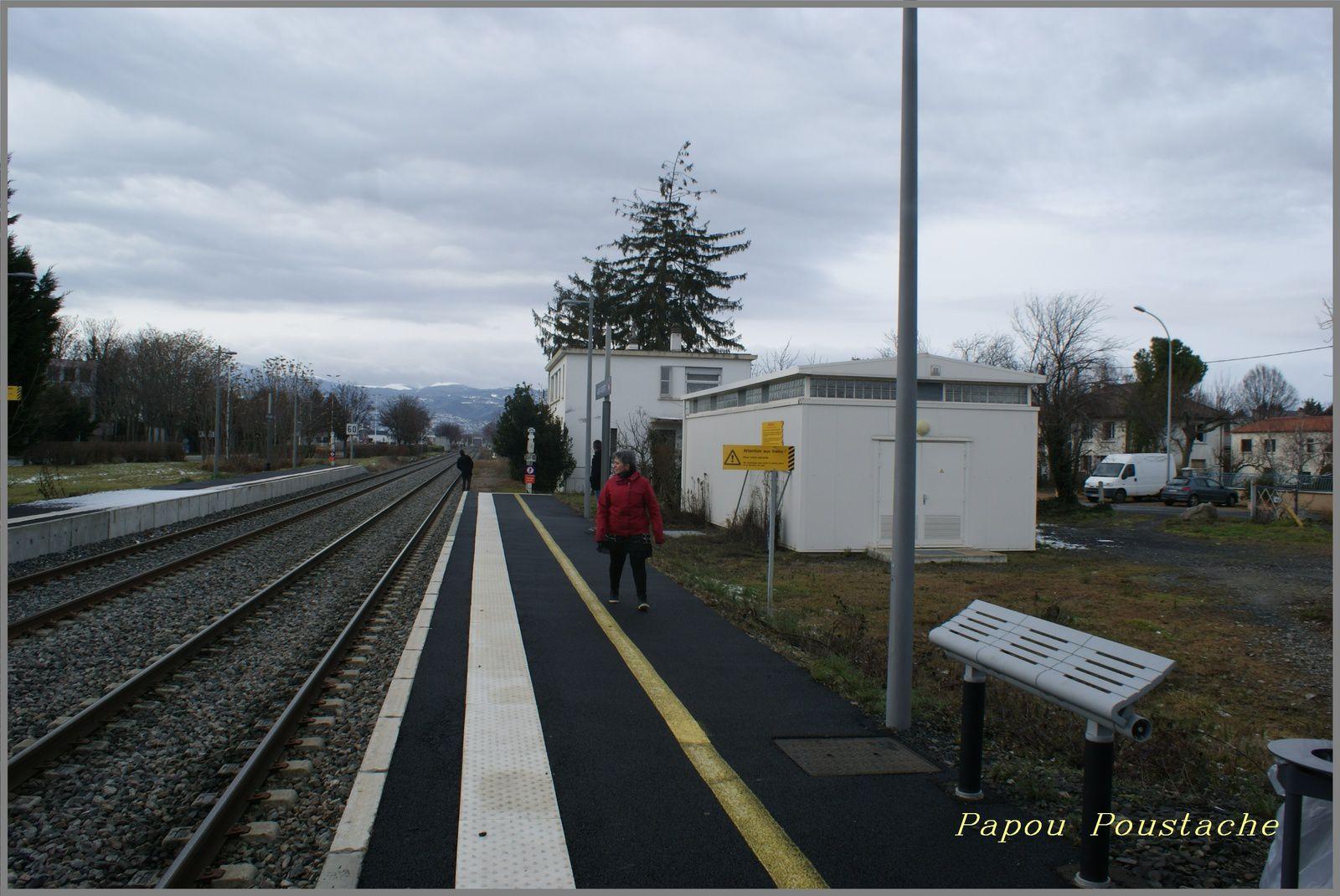 La Gare d'Aulnat