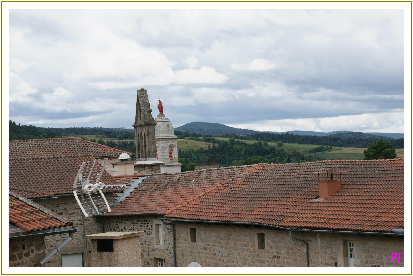 Haute-Loire: Le village de Pradelles