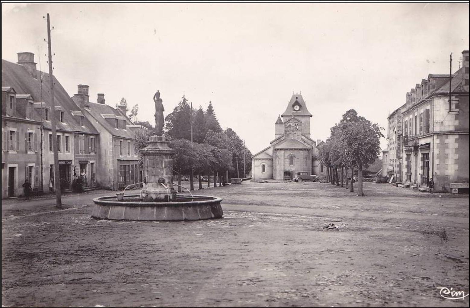 Les villages du Cantal: Champagnac