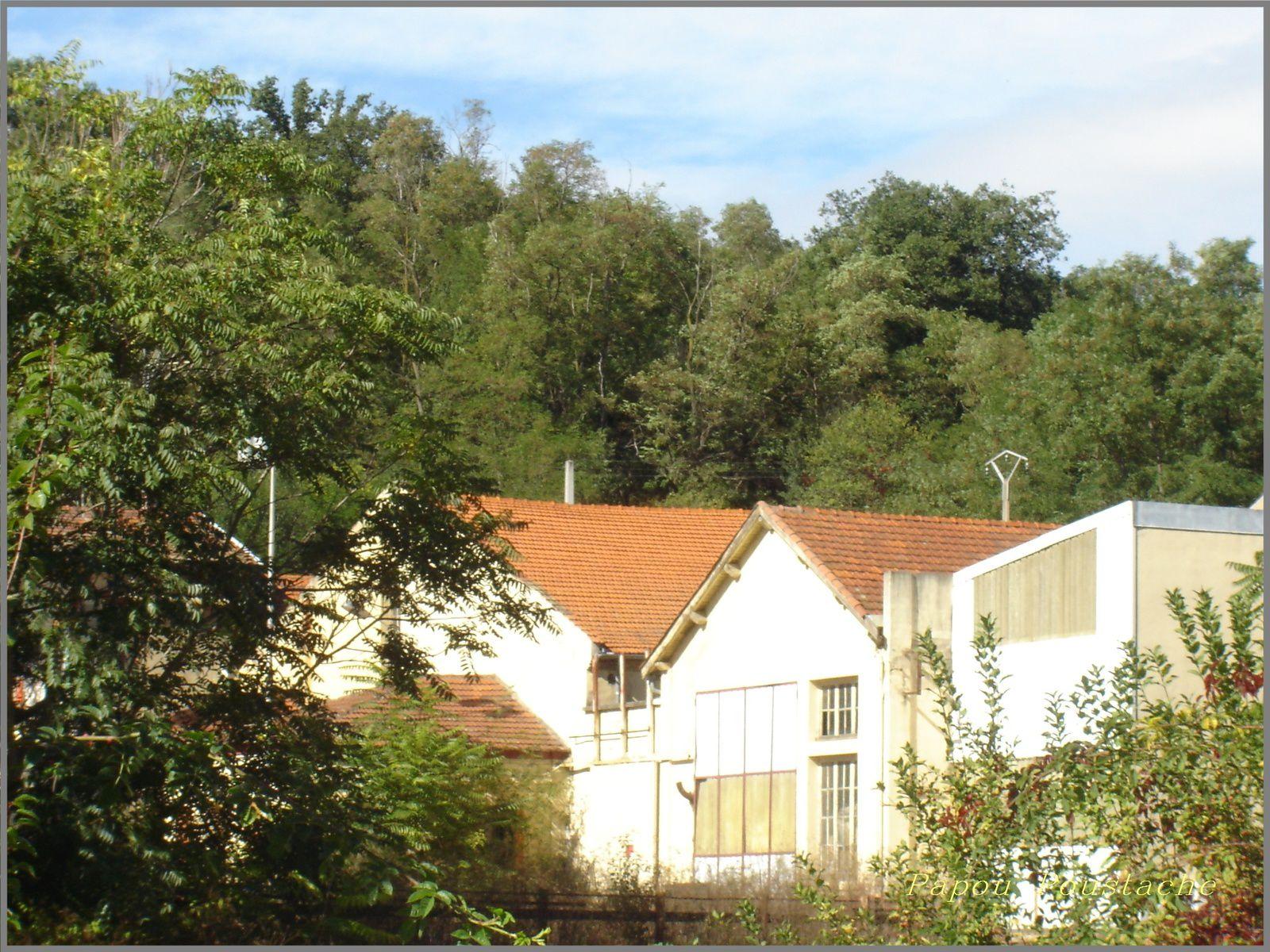 Les verreries de Mégecoste(Haute-Loire)