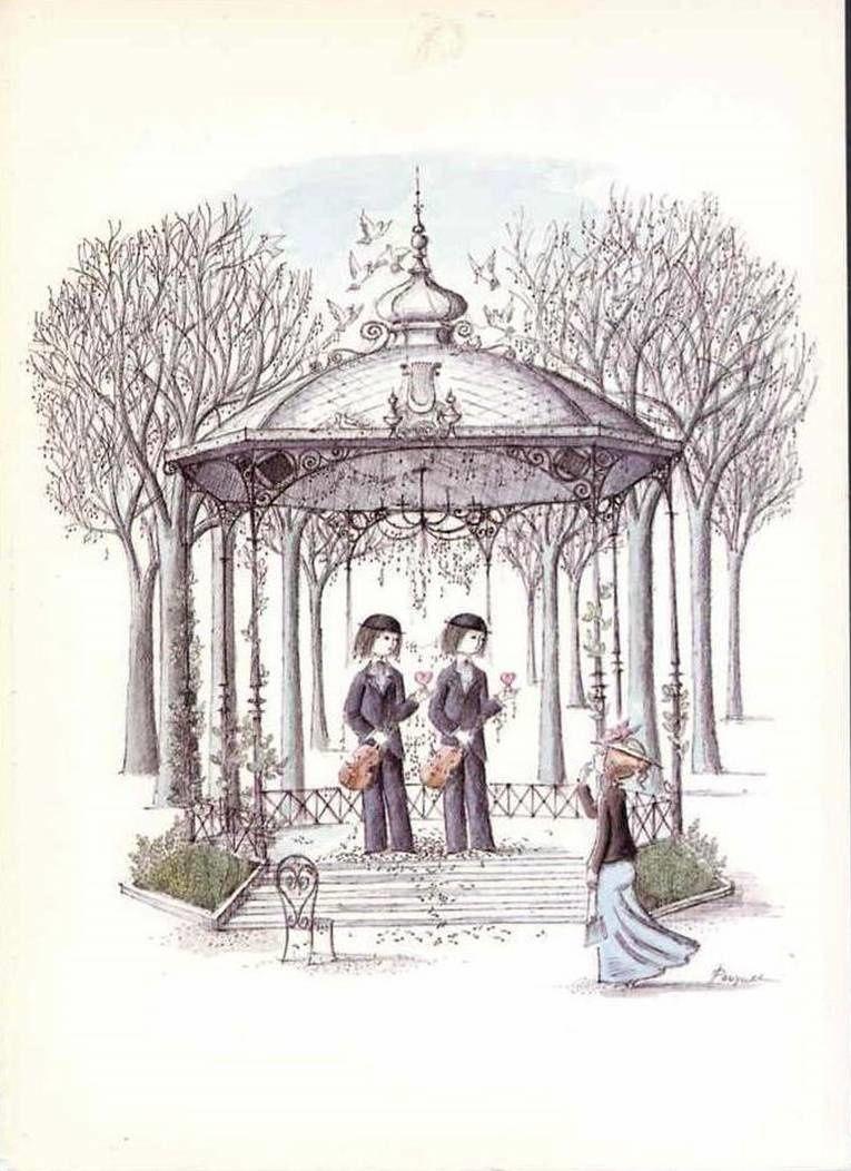La Saint Valentin: Les amoureux de Peynet