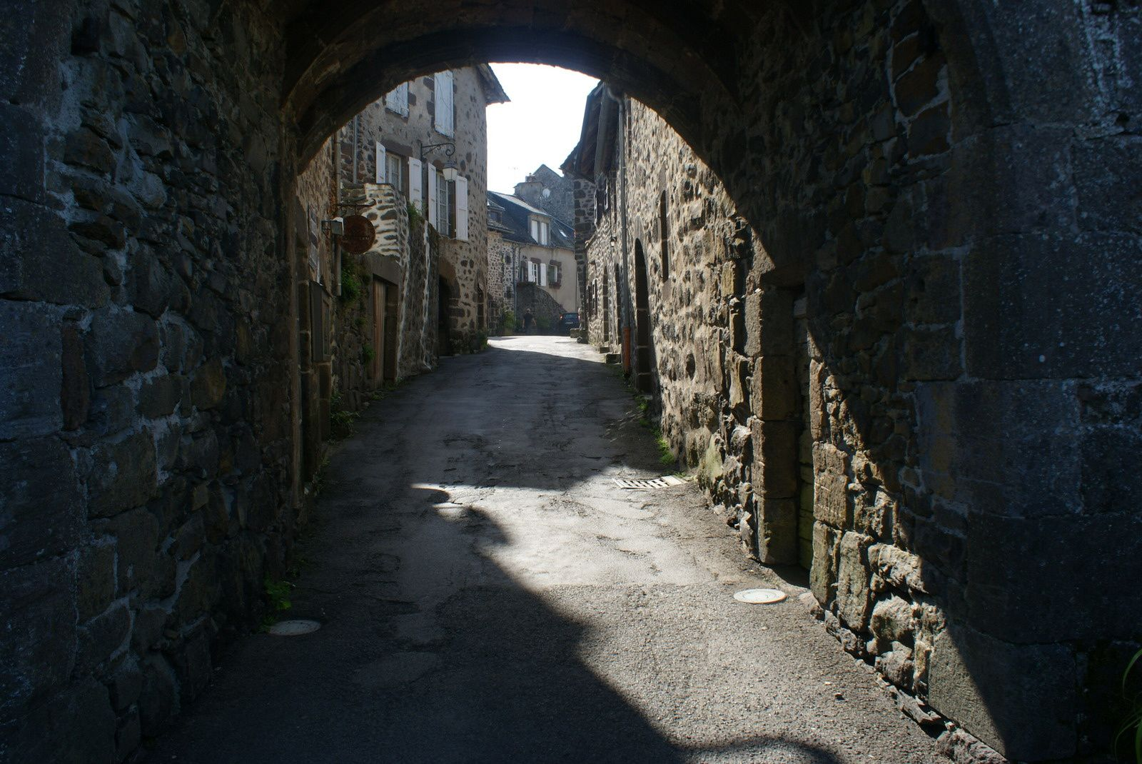 Les villages du Cantal: Salers