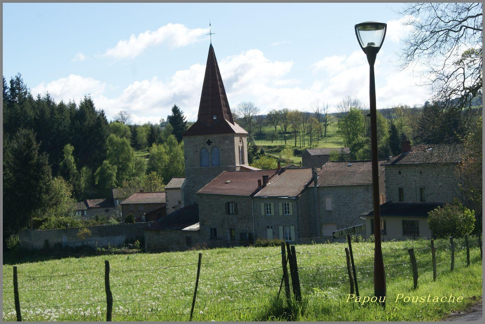 Saint Genès La Tourette
