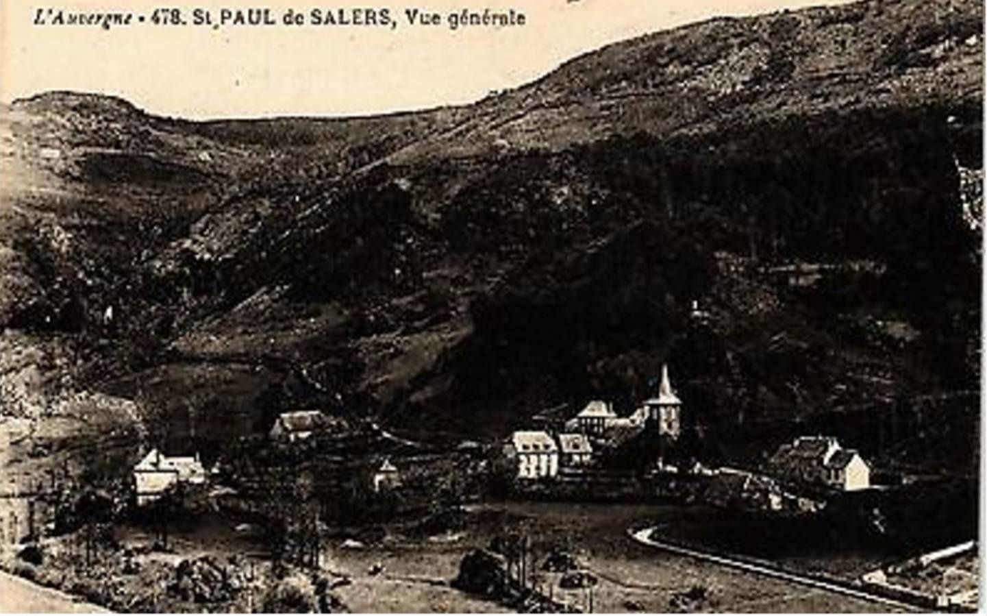 Saint Paul de Salers
