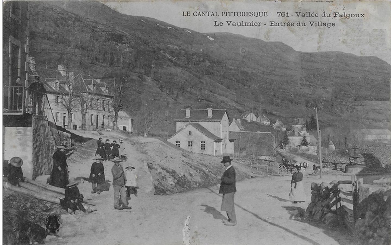 Il était une fois le Vaulmier dans le Cantal