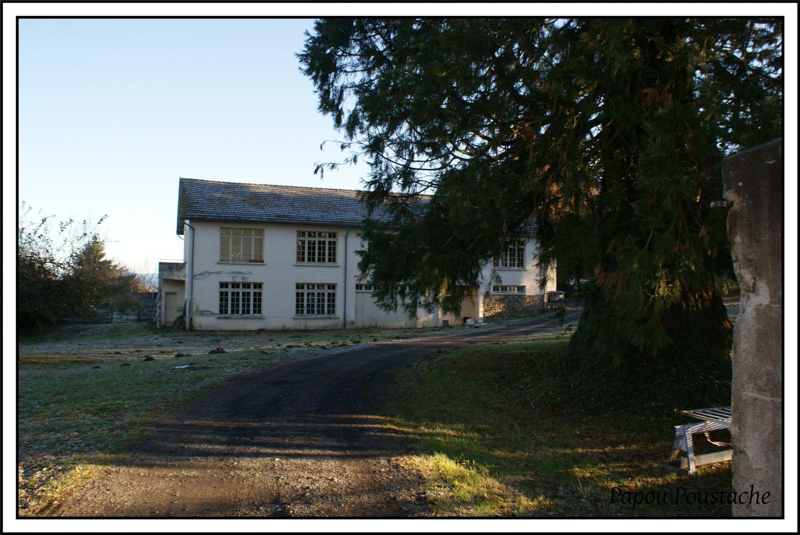 Le hameau de Chavarot :St Jean des Ollières