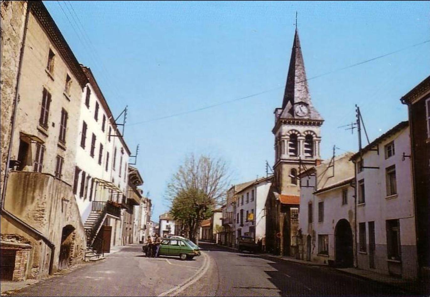 Les villages du Puy de Dôme:Le Breuil sur Couze
