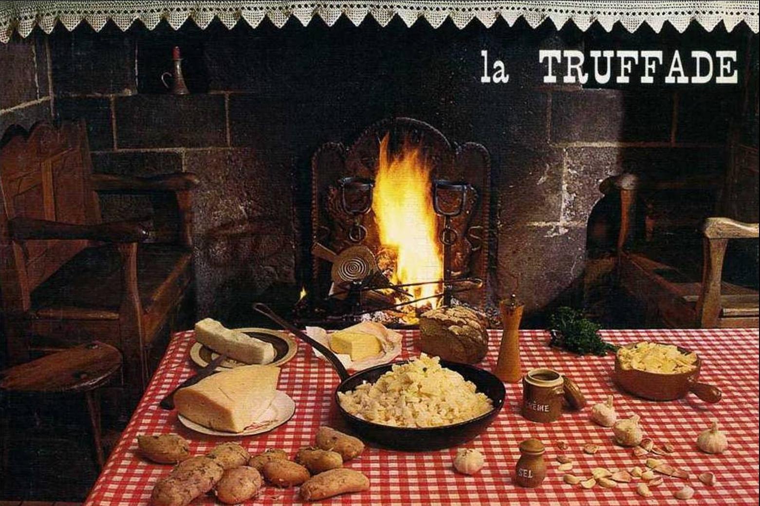 Auvergne des traditions: La Truffade