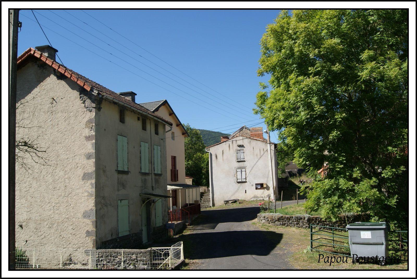 Les sources d'Auvergne: Renlaigue -Saint Diery