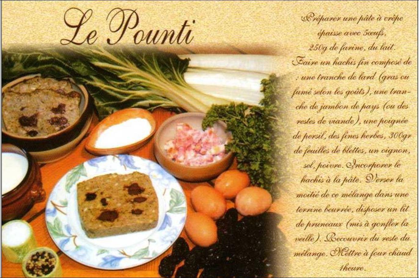 Auvergne des traditions: Le Pounti