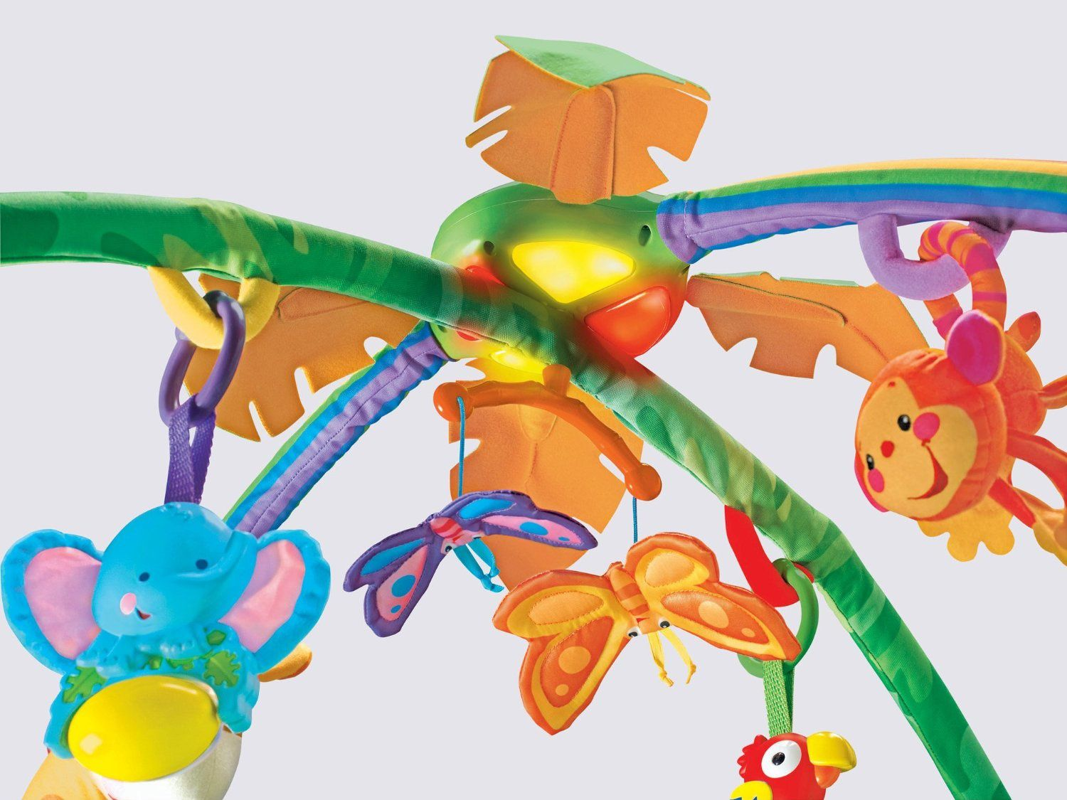 The tapis d 39 eveil - Tapis d eveil fisher price zoo deluxe ...