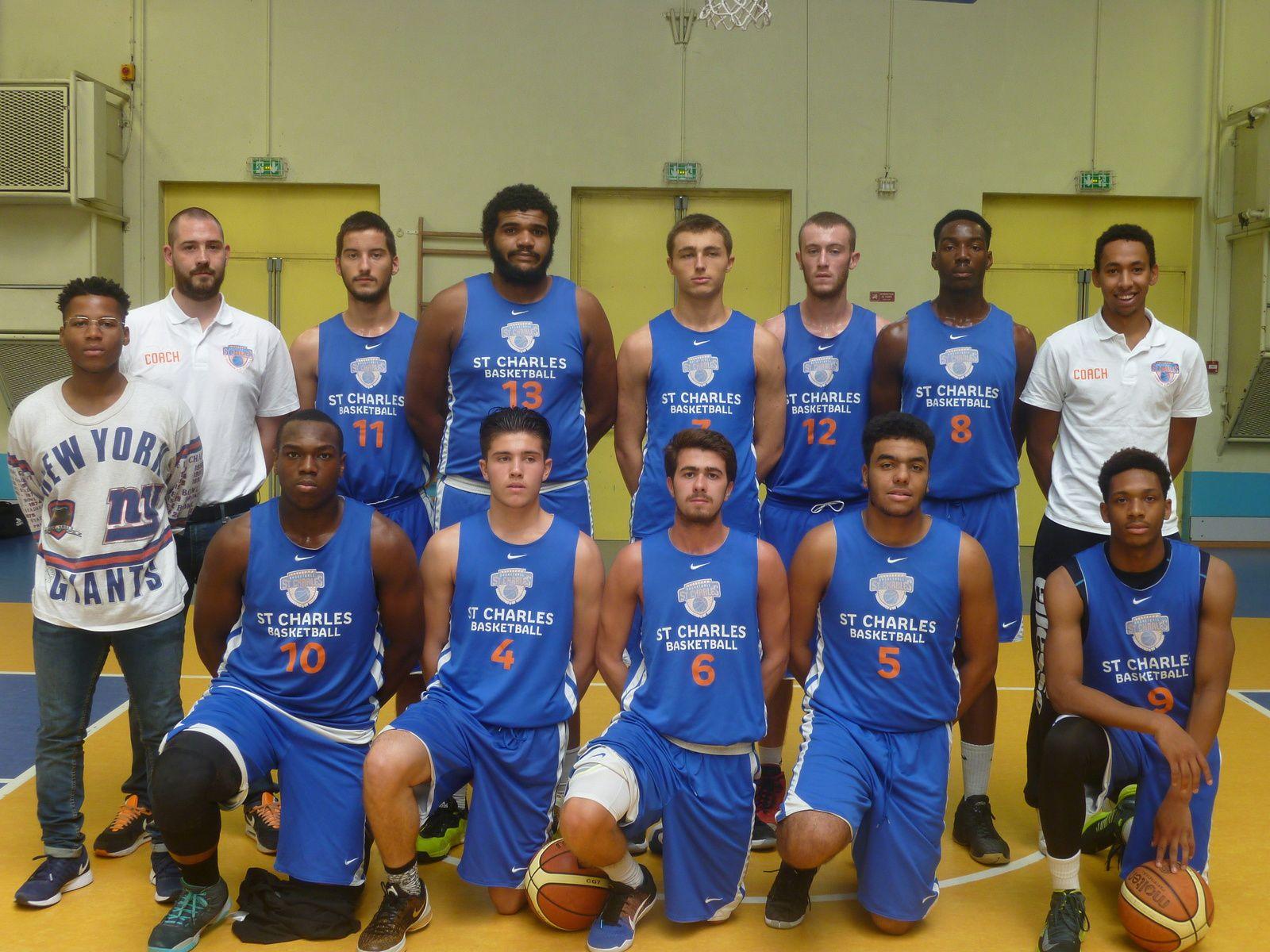 Championnat région U20  : Poule B
