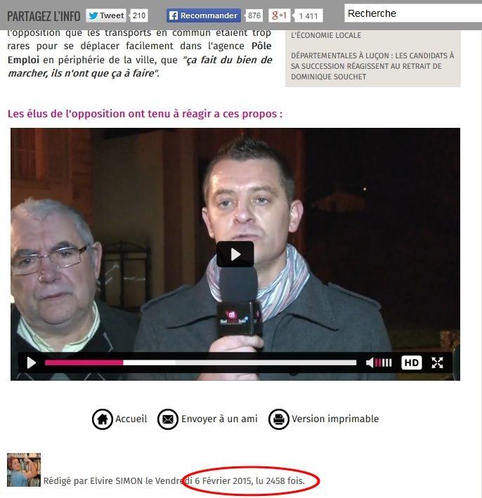 http://www.sudvendeeinfo.tv/Lucon-les-chomeurs-n-ont-qu-a-marcher-un-peu-ils-n-ont-que-ca-a-faire-selon-l-adjoint-au-maire-_a1500.html