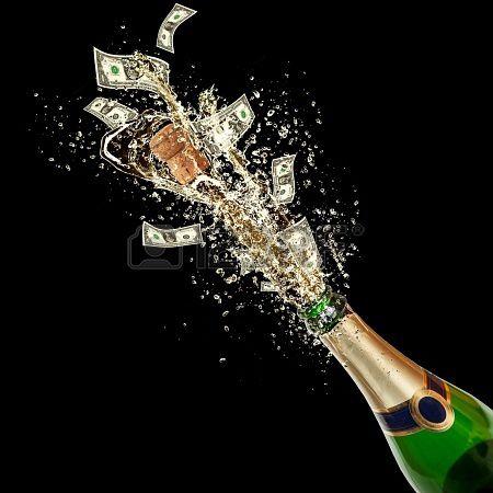 L'alcool : La solution pour être Riche !