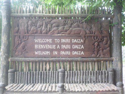 Pairi Daïza