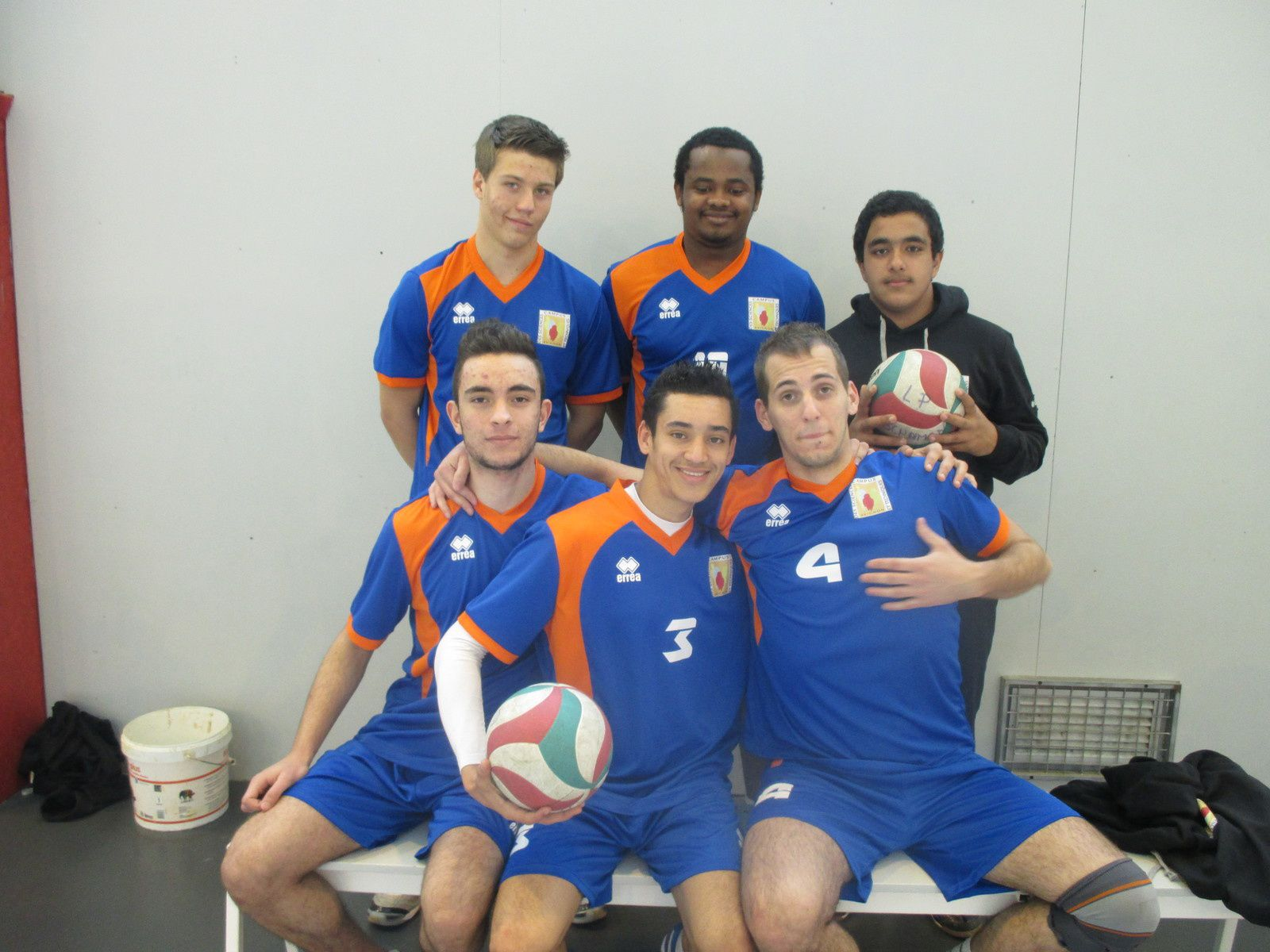 AS VOLLEY-BALL