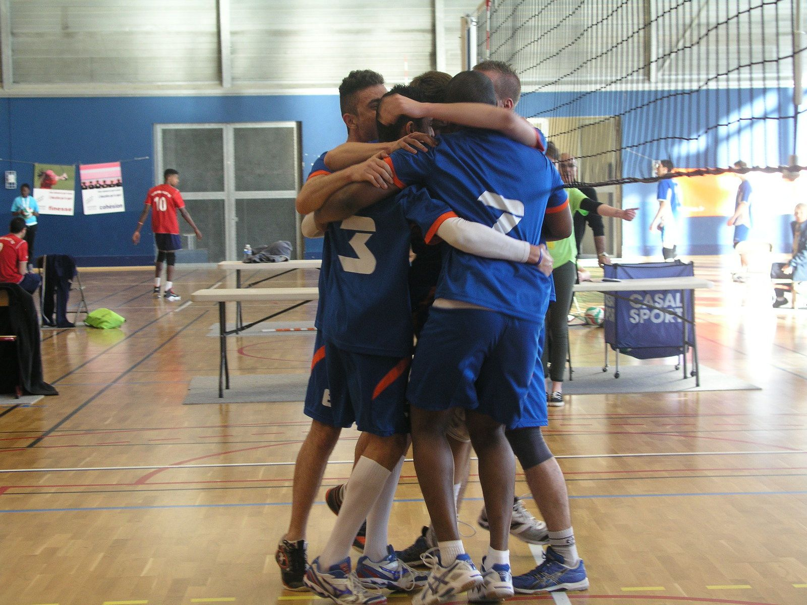 AS VOLLEY-BALL : Vice Champions de France !
