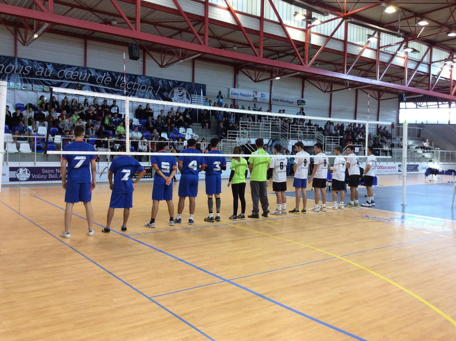 Finale du championnat de France de volley-ball 2016 (5)