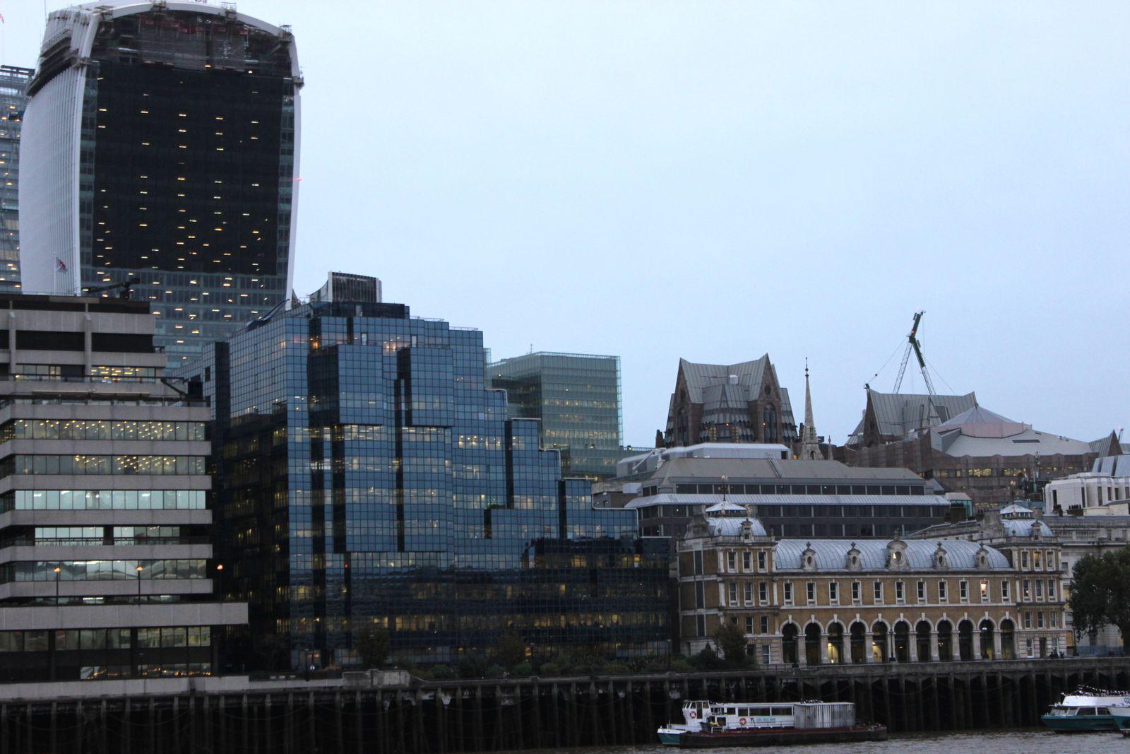London trip #1